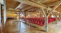 Sala konferencyjna na 150 osób, Lubawa, w obiekcie Pałac Mortęgi Hotel & SPA