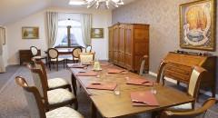 Sala konferencyjna na 16 osób, Lubawa, w obiekcie Pałac Mortęgi Hotel & SPA