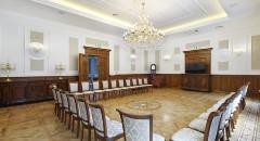 Sala konferencyjna na 50 osób, Lubawa, w obiekcie Pałac Mortęgi Hotel & SPA