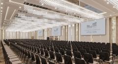 Sala konferencyjna na 550 osób, Kraków, w obiekcie Mercure Kraków Fabryczna City & Conference Center