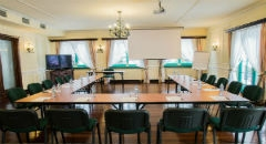 Sala konferencyjna na 80 osób, Mikołajki, w obiekcie Hotel Amax