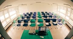 Sala konferencyjna na 50 osób, Smardzewice, w obiekcie Centrum Konferencyjno Rekreacyjne MOLO