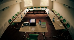 Sala konferencyjna na 40 osób, Smardzewice, w obiekcie Centrum Konferencyjno Rekreacyjne MOLO