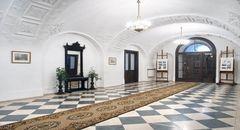 Sala konferencyjna na 120 osób, Kraków, w obiekcie Centrum Konferencyjne Willa Decjusza