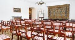 Sala konferencyjna na 70 osób, Kraków, w obiekcie Centrum Konferencyjne Willa Decjusza