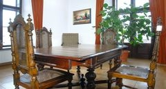 Sala konferencyjna na 20 osób, Kraków, w obiekcie Centrum Konferencyjne Willa Decjusza