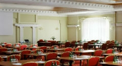 Sala konferencyjna na 40 osób, Serock, w obiekcie Windsor Palace Hotel & Conference Center