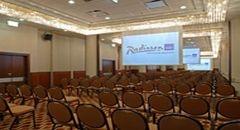 Sala konferencyjna na 120 osób, Szczecin, w obiekcie Radisson Blu Hotel****