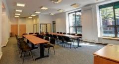 Sala konferencyjna na 35 osób, Łódź, w obiekcie CENTRUM BIZNESOWE FAKTORIA