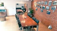 Sala konferencyjna na 12 osób, Łódź, w obiekcie CENTRUM BIZNESOWE FAKTORIA