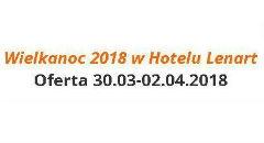 Wielkanoc 2018 w Hotelu Lenart
