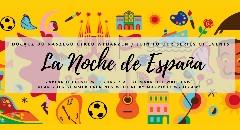 Zapraszamy na cykl eventów La noche de Espana, które  będą się odbywać  w każdy drugi i czwarty czwartek miesiąca  w okresie czerwiec-wrzesień 2021r.