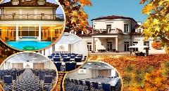 Jesienne konferencje  w Pałacu Żelechów Spa & Wellnness