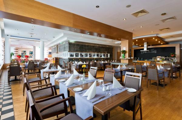 Radisson Blu Hotel Krakow Restauracja Milk&Co