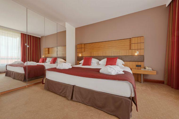 Radisson Blu Hotel Krakow - Pokoj klasy Biznes