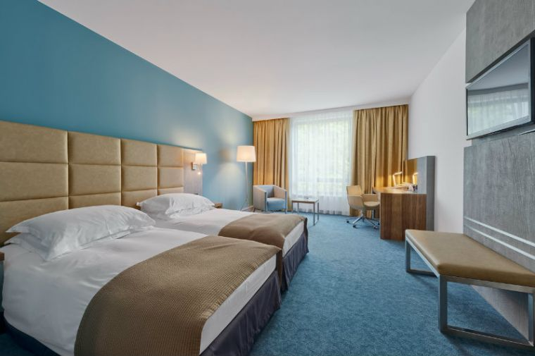Radisson Blu Hotel Krakow - Pokoj standardowy
